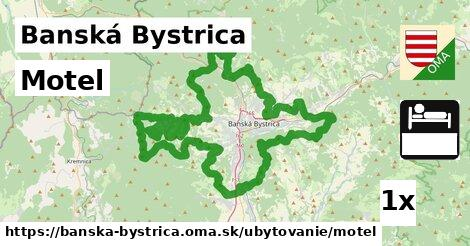 motel v Banská Bystrica