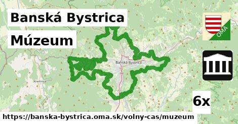 ilustračný obrázok k Múzeum, Banská Bystrica