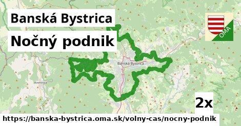 nočný podnik v Banská Bystrica