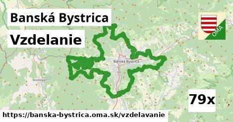 vzdelanie v Banská Bystrica