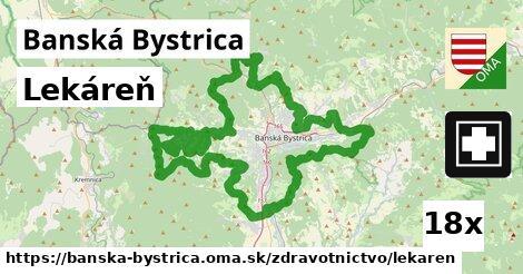 ilustračný obrázok k Lekáreň, Banská Bystrica