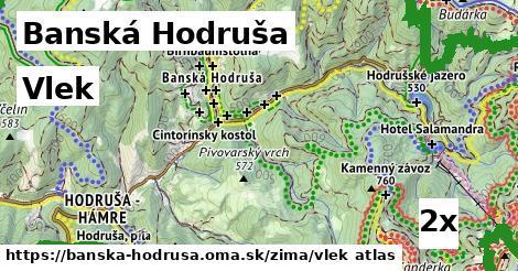 vlek v Banská Hodruša