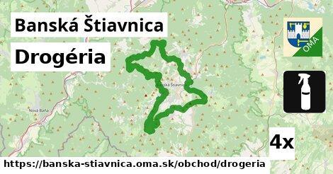 drogéria v Banská Štiavnica