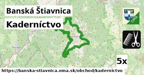 kaderníctvo v Banská Štiavnica