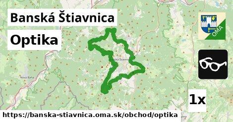 optika v Banská Štiavnica