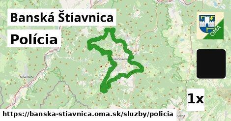ilustračný obrázok k Polícia, Banská Štiavnica