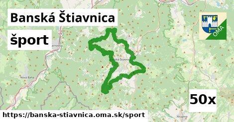 šport v Banská Štiavnica