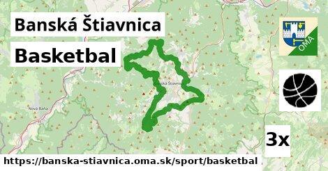 basketbal v Banská Štiavnica