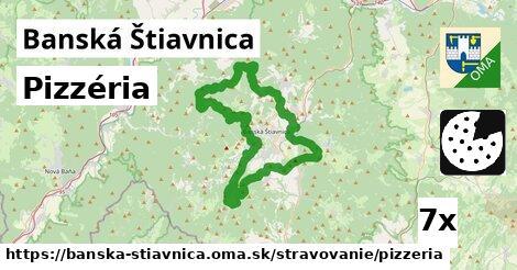 pizzéria v Banská Štiavnica