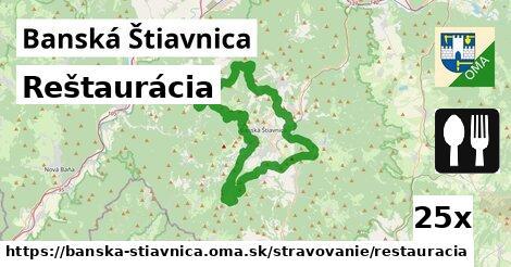 reštaurácia v Banská Štiavnica