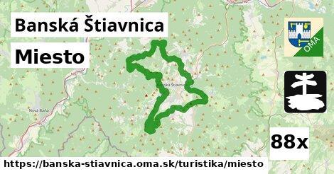miesto v Banská Štiavnica