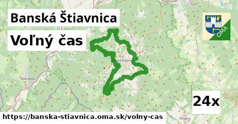 voľný čas v Banská Štiavnica