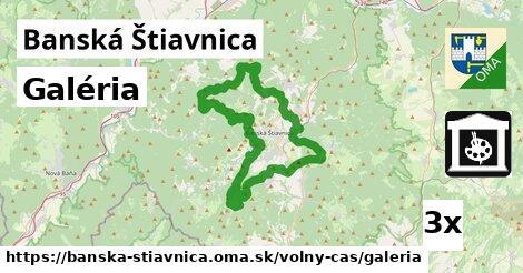 galéria v Banská Štiavnica