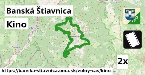 kino v Banská Štiavnica