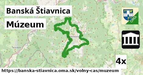 múzeum v Banská Štiavnica