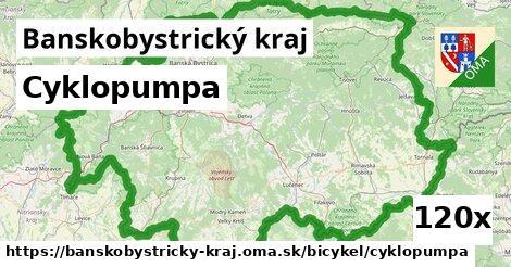 ilustračný obrázok k Cyklopumpa, Banskobystrický kraj