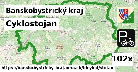 ilustračný obrázok k Cyklostojan, Banskobystrický kraj