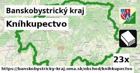 ilustračný obrázok k Kníhkupectvo, Banskobystrický kraj