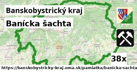 ilustračný obrázok k Banícka šachta, Banskobystrický kraj