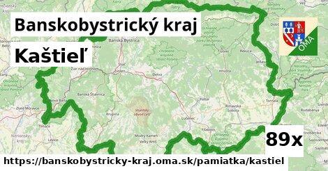 ilustračný obrázok k Kaštieľ, Banskobystrický kraj