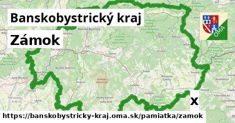 ilustračný obrázok k Zámok, Banskobystrický kraj