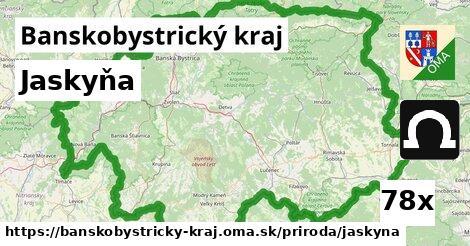 ilustračný obrázok k Jaskyňa, Banskobystrický kraj