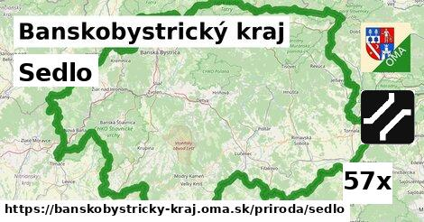 ilustračný obrázok k Sedlo, Banskobystrický kraj