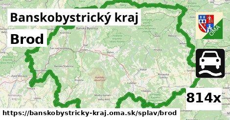 Brod, Banskobystrický kraj