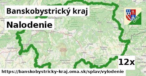 ilustračný obrázok k Nalodenie, Banskobystrický kraj