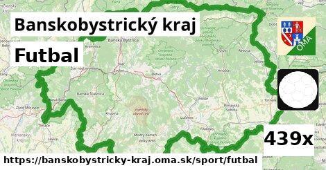 ilustračný obrázok k Futbal, Banskobystrický kraj