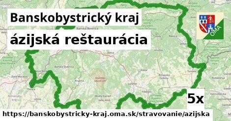ilustračný obrázok k ázijská reštaurácia, Banskobystrický kraj