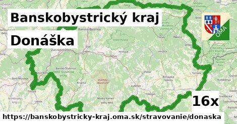 ilustračný obrázok k Donáška, Banskobystrický kraj