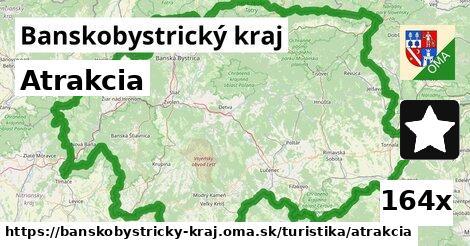 ilustračný obrázok k Atrakcia, Banskobystrický kraj
