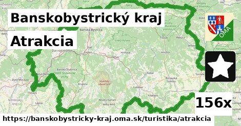 atrakcia v Banskobystrický kraj