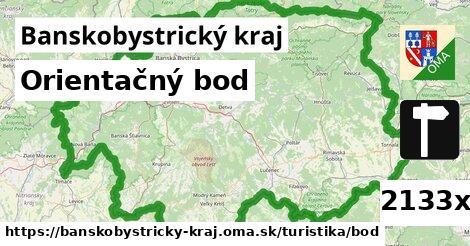 ilustračný obrázok k Orientačný bod, Banskobystrický kraj