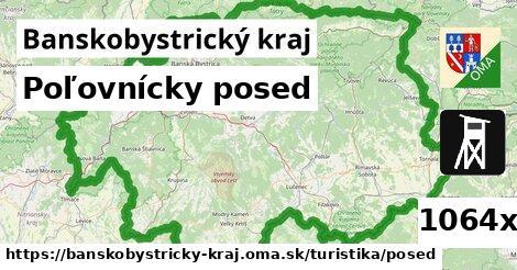 ilustračný obrázok k Poľovnícky posed, Banskobystrický kraj