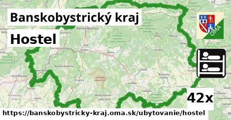 ilustračný obrázok k Hostel, Banskobystrický kraj