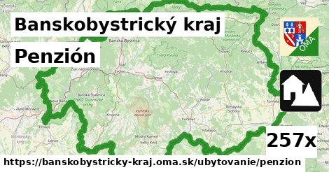 ilustračný obrázok k Penzión, Banskobystrický kraj