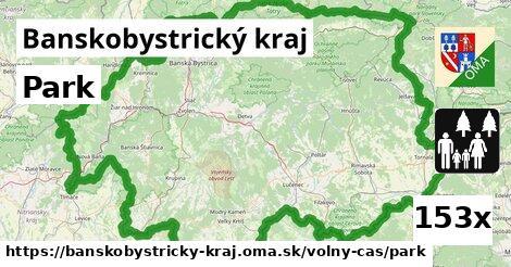 ilustračný obrázok k Park, Banskobystrický kraj