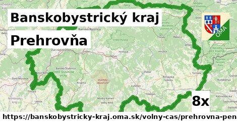 ilustračný obrázok k Prehrovňa, Banskobystrický kraj