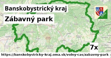 ilustračný obrázok k Zábavný park, Banskobystrický kraj