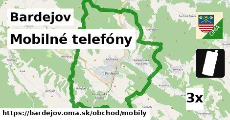 mobilné telefóny v Bardejov