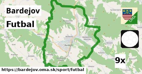 futbal v Bardejov