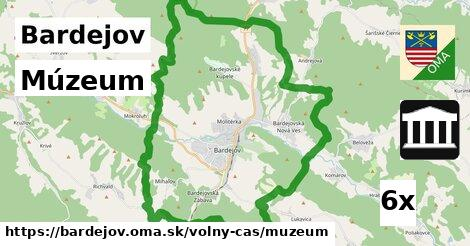 múzeum v Bardejov