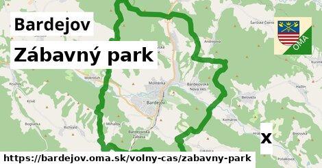zábavný park v Bardejov