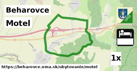 motel v Beharovce