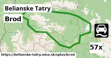 ilustračný obrázok k Brod, Belianske Tatry
