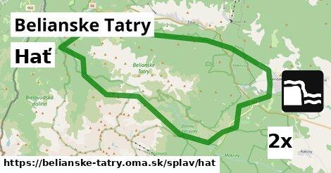 ilustračný obrázok k Hať, Belianske Tatry