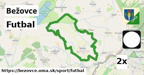 futbal v Bežovce