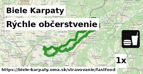 v Biele Karpaty